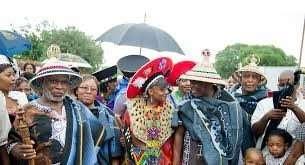 Botswana traditional marriage
