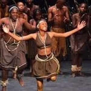BOSTWANA the land of tswana