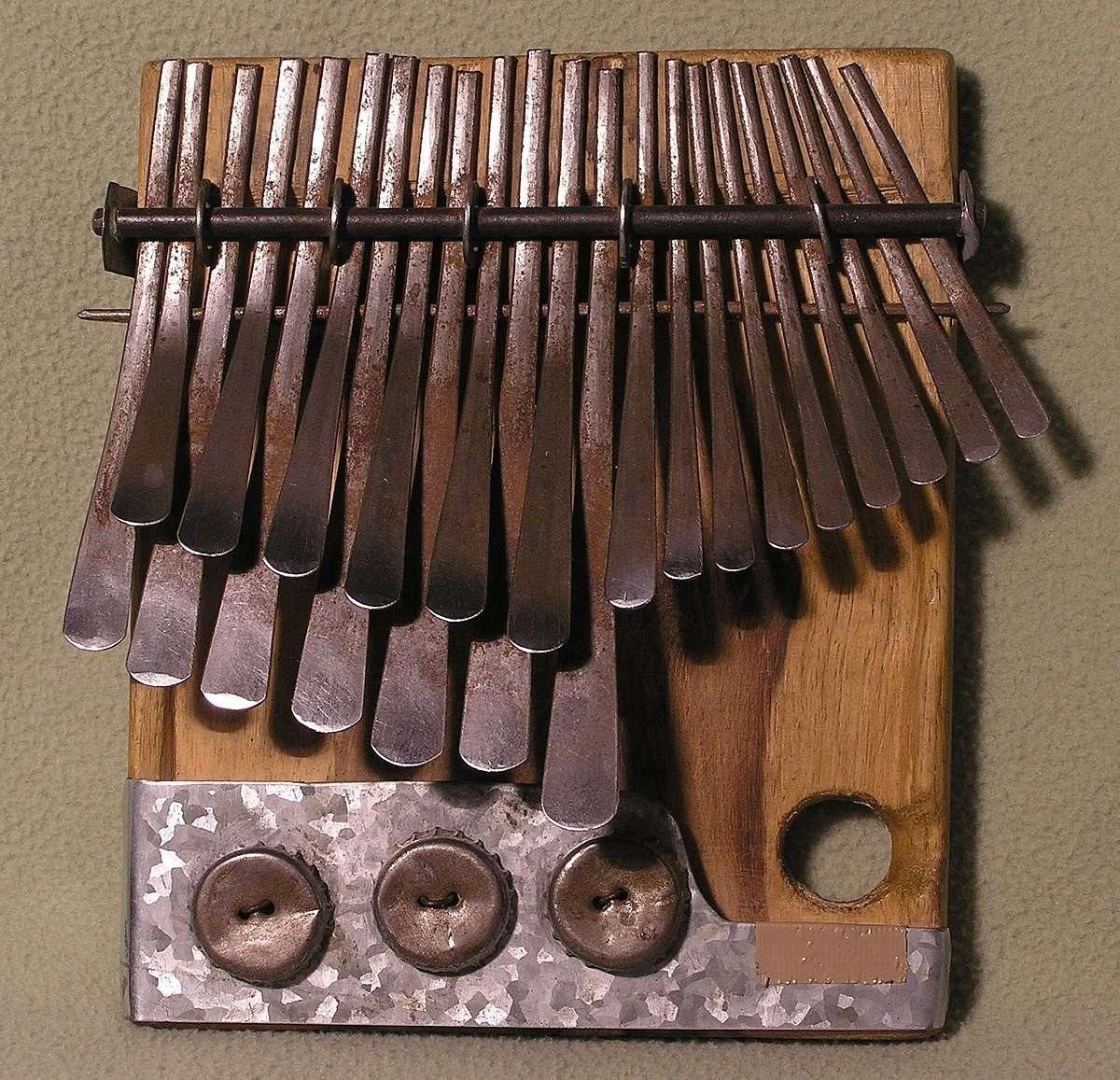 setikane botswana musical instrument
