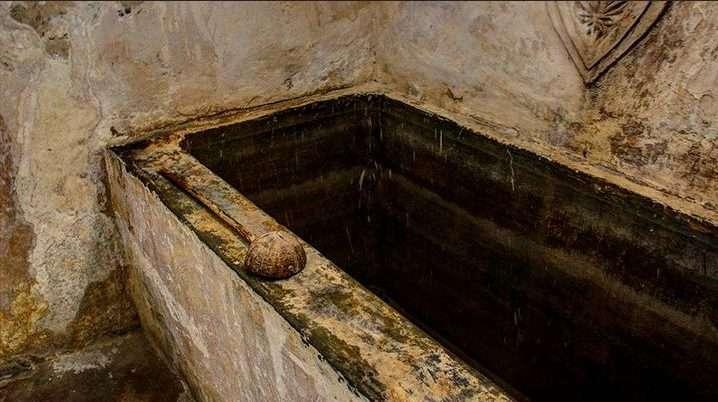 bathroom swahili lamu old town museum kenya
