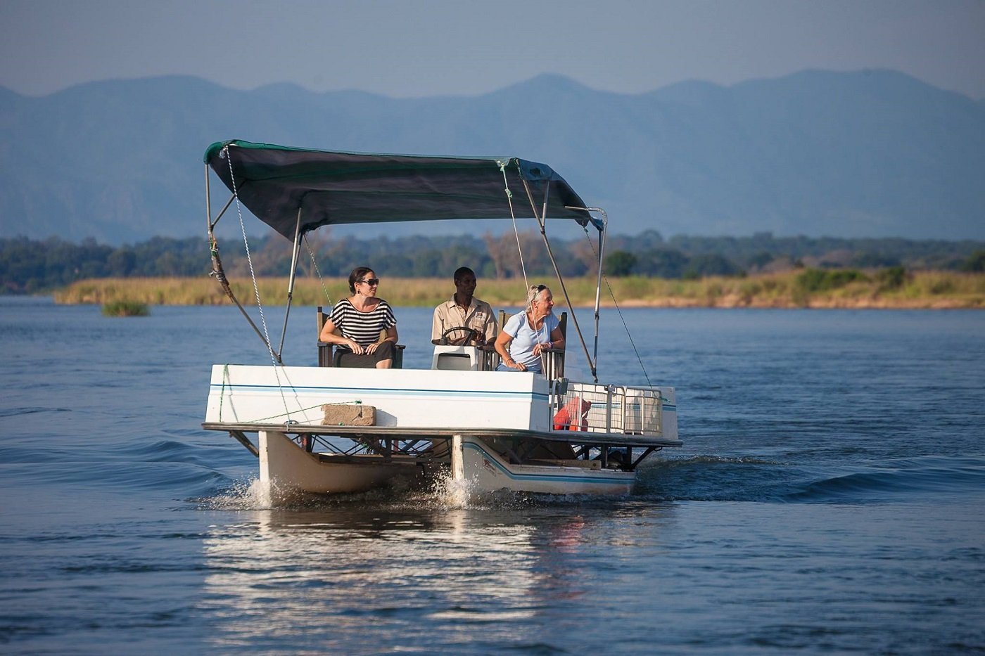 Day 6: Kiambi Safari Lodge – Lower Zambezi National Park